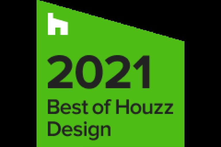BEST OF <BR> HOUZZ DESIGN<BR> 2021
